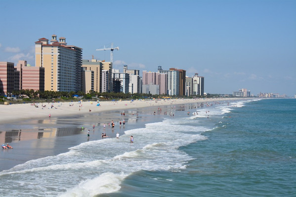 Myrtle Beach , S Carolina , USA ; May 2014