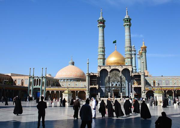 Iran ; Oct 2015
